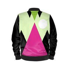 Design Ladies Bomber Jacket