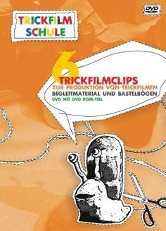 Filmothek NRW: Trickfilmschule (DVD)