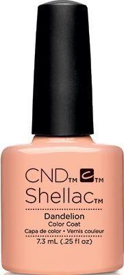 CND - Shellac Dandelion (0.25 oz)