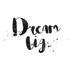 Dream and quote afbeelding