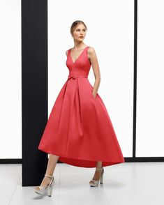 a49425252d0c Cosa indossare ad un matrimonio di sera - Abito da cerimonia anni  50  Vestito Fiesta