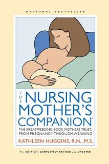 the nursing mother's companion , Breastfeeding Tips ,  http://www.thefitmommy.us/2016/12/7-tips-for-moms-who-are-breastfeeding.html