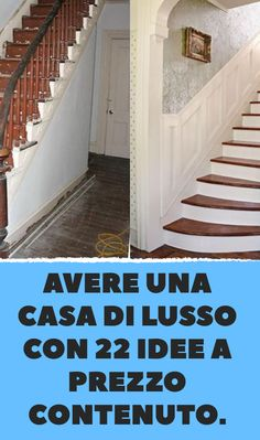 22 affordable tricks for adding style to your home Stair Makeover, Home Planner, Led Ceiling Lights, Home Staging, Luxury Living, Interior Design Living Room, Kitchen Interior, Home Projects, Luxury Homes