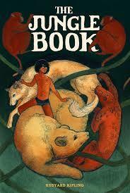 Rudyard Kipling - The Jungle Book, Serena Malyon illustrator.