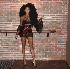 Natural Hair Care, Natural Hair Styles, Quann Sisters, Tk Wonder, Black Women Fashion, Womens Fashion, Everyday Outfits, Summer Looks, African Fashion