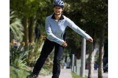 How to Exercise With Rollerblades | eHow