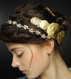 Headband ideas.