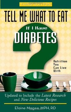 If I Have Diabetes: Nutrition You Can Live (Tell « Library User Group