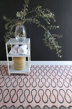 pophams handmade moroccan encaustic tiles, available at 'beach house tile studio'