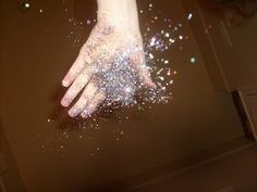 I am having glitter thrown instead of rice at my wedding :)