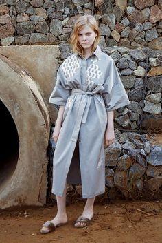 Alena Akhmadullina   Resort 2017 Collection   Vogue Runway