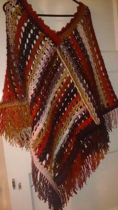 1277 Beste Afbeeldingen Van Haken Poncho In 2019 Crochet Poncho