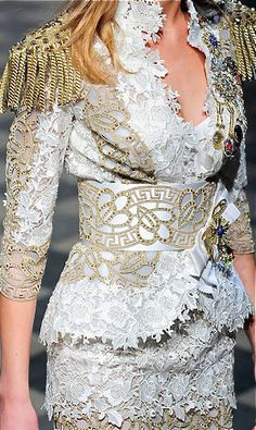 Zuhair Murad ~Latest Luxurious Women's Fashion - Haute Couture - dresses, jackets. bags, jewellery, shoes etc