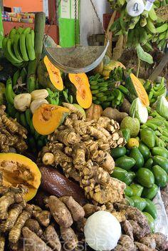 fruits of puerto rico | Fruit Market, Puerto Rico | PhotosPR.com