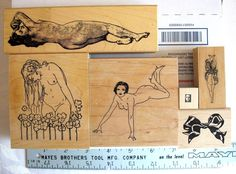 mailart stamps