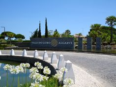 Entrance at Vale do Lobo