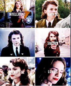 Agent Carter! <3 #Marvel! <3