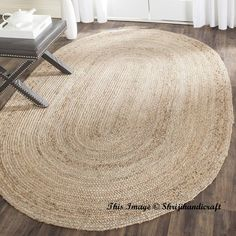 New Safavieh Cape Cod Collection Hand Woven Natural Jute Area Rug x online shopping – Thechicfashionideas – Braided Rugs Natural Fiber Rugs, Natural Rug, Natural Living, Natural Brown, Natural Wood, Natural Beauty, Design Seeds, Cape Cod, Feng Shui