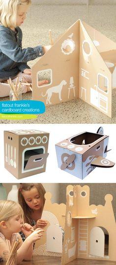 Fab Cardboard Creations