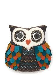 Image result for owl cushions