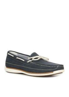 IZOD Navy Heller Shoe