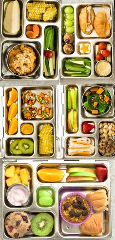 Easy and Fun lunchbox Ideas for Fall + PlanetBox Review. Best of all, with apples, pumpkins and sweet potato options plus nut free, dairy free ideas
