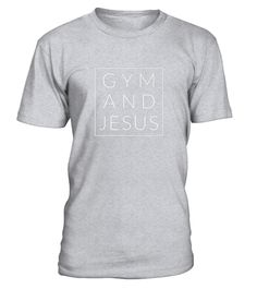 "# Gym and Jesus, Christian Workout, Fun Modern Fitness Tshirt .  Special Offer, not available in shops      Comes in a variety of styles and colours      Buy yours now before it is too late!      Secured payment via Visa / Mastercard / Amex / PayPal      How to place an order            Choose the model from the drop-down menu      Click on ""Buy it now""      Choose the size and the quantity      Add your delivery address and bank details      And that's it!      Tags: Cool minimal tee shirt…"