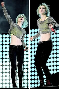 THIS. WHOLE. OUTFIT. GOOD. LAWD. Yeah, Hayley is a maj source of inspo for me. I…