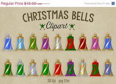 70 OFF SALE Christmas Clipart Christmas by ScubamouseStudiosJr