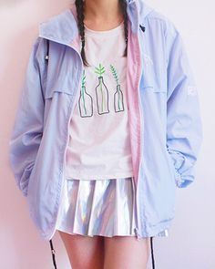 Pre-Order Baby Blue Jacket http://shop.inu-inu.co/Babybluejacket