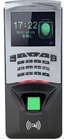 F807 Biometric Building Management System Biometric Fingerprint Access Control and Time Attendence Security System for Door #Affiliate