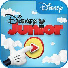 Disney Junior Lieblingsserien-App - Nur AT und CH