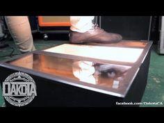 "DAKOTA demonstrates building a stage light box for shows. www.facebook.com/DakotaCA Equipment List (we got it all at Home Depot): - Plywood: 2 pieces 16.5""x1..."