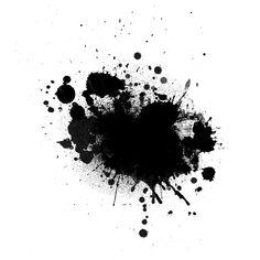grunge splat background Vintage, Vector, Background PNG and Vector Black Background Images, Background Vintage, Vintage Backgrounds, Vector Background, Grunge, Illustration Art Nouveau, Overlays Picsart, Art Watercolor, Ink Splatter