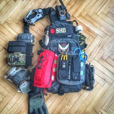 A Short Preparedness Guide For Tesla Tactical Equipment, Tactical Backpack, Survival Gear, Survival Skills, The Division Cosplay, Bushcraft Kit, Airsoft Gear, Combat Gear, Edc Everyday Carry