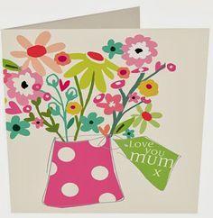 print & pattern | Caroline Gardner Mother's Day 2014