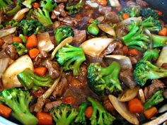 Stir Fry Sauce, kids devoured this 8-5-2015 (didn't use the vinegar tho!) needed extra water & only used fresh veggies