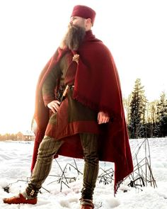 Renaissance Era, Renaissance Clothing, Historical Clothing, Middle Aged Man, Early Middle Ages, Medieval Costume, Iron Age, Picts, Dark Ages