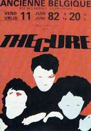 The Cure pornography