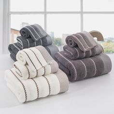 It can't get any better!: Bath Towels 3-Pie... Check it out here! http://nofran-electronics.com/products/bath-towels-3-pieces-cotton-towel-set-bath-towel-for-adults?utm_campaign=social_autopilot&utm_source=pin&utm_medium=pin  #electronics #gadget #technology #instatech #geek