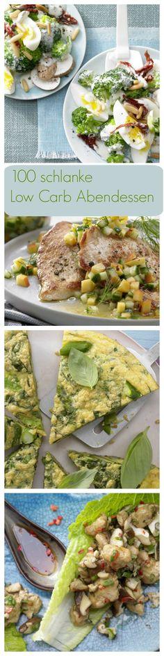 Die Low-Carb Diät setzt auf den Verzicht von Kohlenhydraten und punktet mit viel Eiweiß. EAT SMARTER liefert dir tolle neue Ideen für die abendliche Low-Carb Küche | eatsmarter.de/...