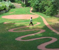 The Grillo Health Information Center is a consumer health library located in the main branch of the Boulder Public Library. The Meander and Meet Grillo Center Labyrinth is located just west of the library bridge and just east of the Arapahoe Senior Center.