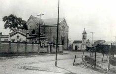 1912 - Igreja Matriz de Nossa Senhora da Lapa e Capela da Lapa.