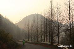 寂靜的單車世界: 單車環中國第109日 上和村到烏龍寺