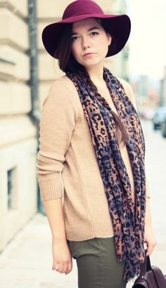 Chiffon Leopard Print Scarves,Ultra Long Leopard Print Scarves for Fashion Girls,Chiffon Infinity Scarves for 2013 Fall/Winter  #leopard #chiffon #scarf #girls www.loveitsomuch.com