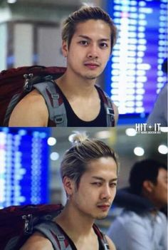 Scruffy Jackson with no makeup.... my heart stopped beating for a moment. How can one man be so fucking attractive no matter what he does