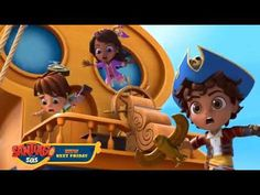 "A mysterious treasure brings some bad luck in a brand new Santiago Of The Seas, premiering Friday, May 14, 2021 at 10:30 a.m. ET/PT on Nick Jr. on Nickelodeon! Check out the promo below!:In the all new Santiago Of The Seas episode ""The Curse of the Gold Falcon,"" Santiago and crew set sail to return the Golden Falcon idol back to it's rightful resting place. Then later in ""The Island of Lost Things,"" when Santiago's magic sword is transported to the Island of Lost Things, the"