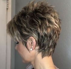 Best Pixie Haircuts for Over 50 2018 – 2019 - cr. Best Pixie Haircuts for Over 50 2018 – 2019 - cr.,Makeup Best Pixie Haircuts for Over 50 2018 – 2019 - cr Best Pixie Haircuts for Over 50 2018 – 2019 - cr. Short Choppy Hair, Short Layered Haircuts, Short Grey Hair, Short Hair With Layers, Short Wavy, Short Cuts, Short Haircuts Over 50, Choppy Pixie Cut, Funky Short Hair