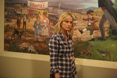 Leslie Knope / Parks and Recreation / Pawnee Goddess, Parks And Recs, Leslie Knope, Amy Poehler, Ron Swanson, Parks And Recreation, Favorite Tv Shows, Waffles, Entertainment