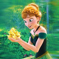 Ti's Frozen screenshot - Disney princess Anna Disney, Frozen Disney, Princesa Disney Frozen, Rapunzel Disney, All Disney Princesses, Anna Frozen, Frozen Movie, Tangled Movie, Frozen Party